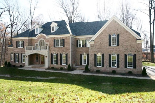 Baltimore Luxury Homes Ownings Mills Dream Homes