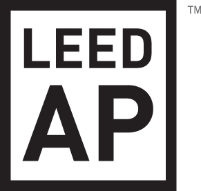 Jennifer Spivey is a LEED AP