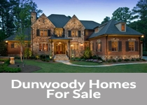 Dunwoody Homes For Sale