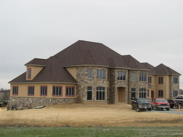 Northern Virginia new construction build
