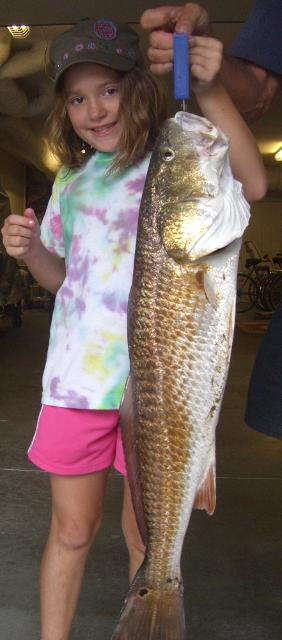 Mackenzie & Redfish