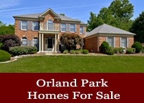 Orland Park IL homes for sale