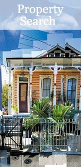 New Orleans Real Estate Property Search