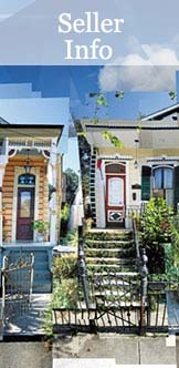 New Orleans Real Estate Seller Information