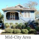 New Orleans Mid-City Area Real Estate