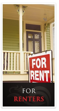 For renters