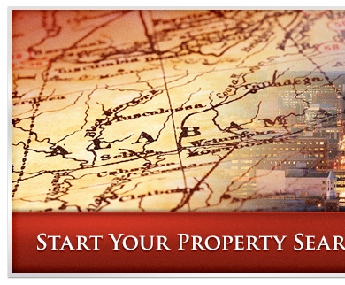 Start your property search
