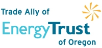 """As a trade ally of Energy Trust of Oregon, I  can tell you about energy-efficient features  and improvements for your home."