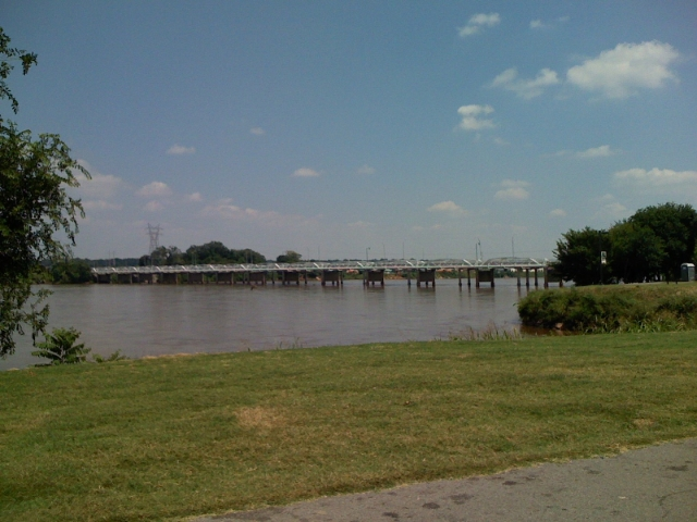 Riverwalk in Jenks, OK