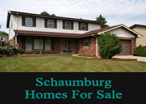 Search Schaumburg IL homes for sale