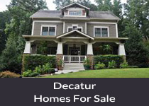 Decatur GA homes for sale