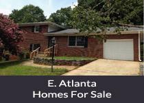East Atlanta GA homes for sale