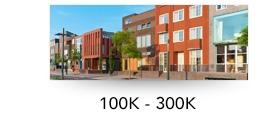 100 - 300k condos
