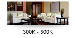 300-500k condos
