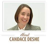 About Candace Deshe