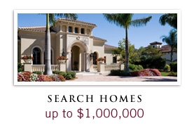 Search Homes up to $1,000,000