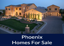 Search Phoenix AZ homes for sale
