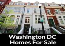 Search Washington DC homes for sale