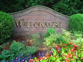 Willowmere Neighborhood Homes For Sale and Preview Homes