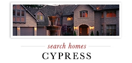 search homes Cypress