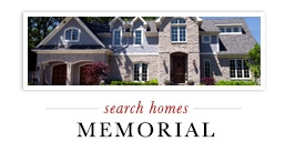 search homes Memorial