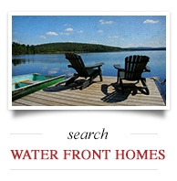 search Water Front Homes