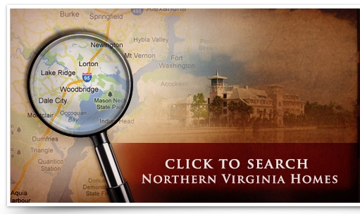 Click to Search Northern Virginia Homes