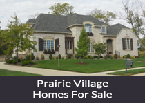 Search Prairie Village KS homes for sale