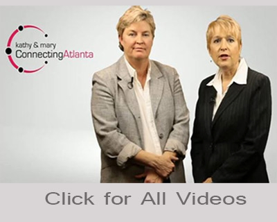 View Informative Videos for Kathy and Mary of Connecting Atlanta, Keller Williams Realty Metro Atlanta