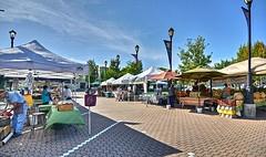 Farmers Market in Downtown Lafayette