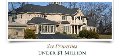 See Properties Under One Million