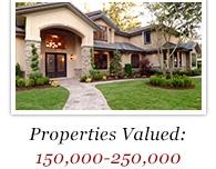 150K - 250K Homes