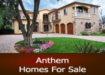 Anthem AZ homes for sale