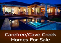 Search Cavecreek AZ homes for sale