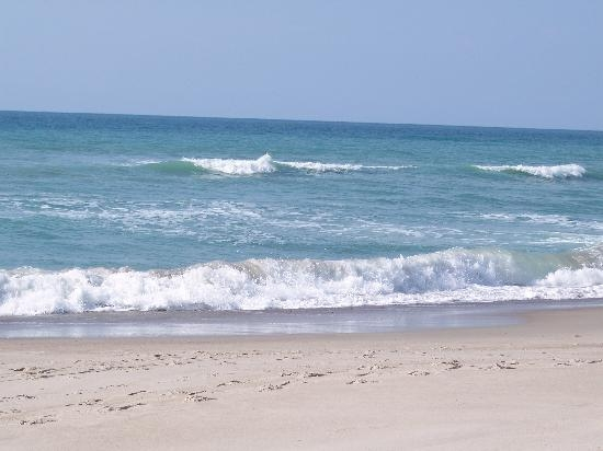 Clear Waters of Emerald Isle and Crystal Coast Beaches