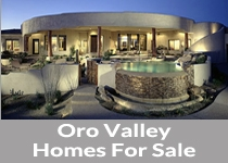 Search Oro Valley AZ homes for sale