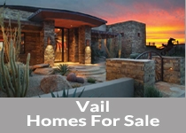 Search Vail Arizona homes for sale