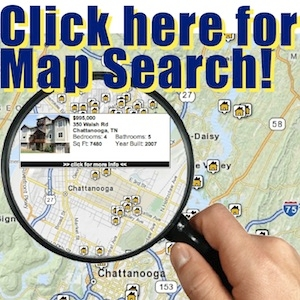 Click Here for Map Search of Chattanooga, TN