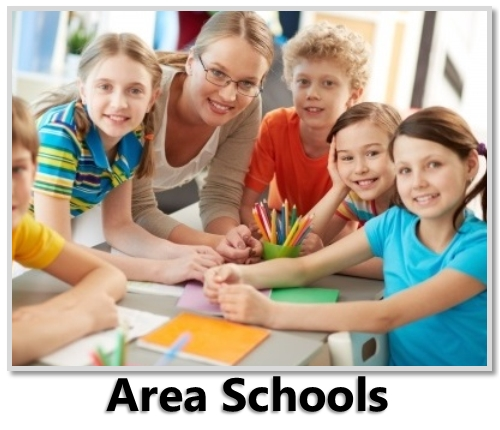 Area School Information in Milford, PA with real estate agent Arlene Quirk