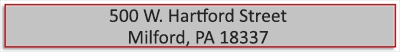 Looking For Homes For Sale In Matamoras Pa