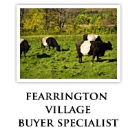 Fearrington Village Buyer specialist