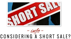 Consiudering a Short Sale?