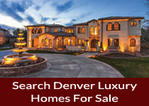 Denver CO luxury homes for sale