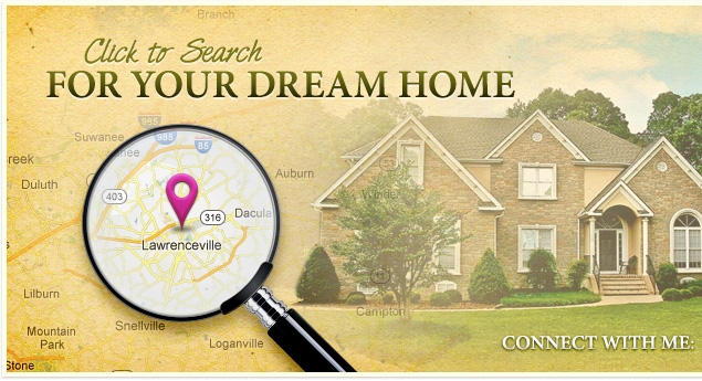 Click to Search for Your Dream Home
