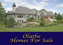 Olathe KS homes for sale