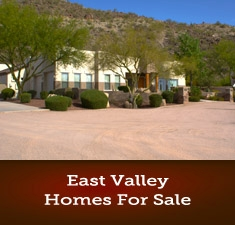 East Valley homes for sale