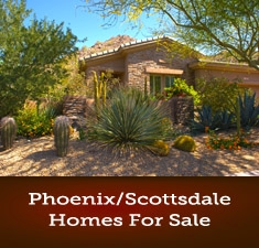 Phoenix and Scottsdale homes for sale