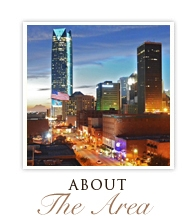 About Oklahoma City
