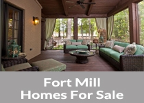 Find Fort MIll homes for sale