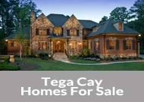 Find Tega Cay homes for sale